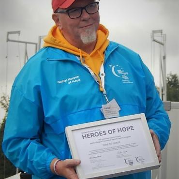 getuigenis global hero dirk de grave